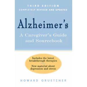 Alzheimer's Caregiver's Guide softback